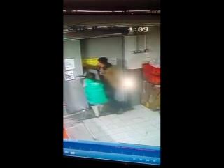 Ограбление под Дмитровым (ночная смена)