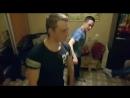 Антон Гнедов и Николай Севрикеев ( Заднее Сальто ) DJ SNAKE - GET LOW  Набережные Челны