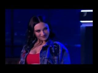 новая песня , премьера Molly ( Ольга Серябкина  группа Серебро)и  Егор Крид - Если ты меня не любишь  телешоу