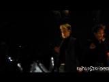 FANCAM 131122 MAMA @ EXO's Sehun Focus - Wolf