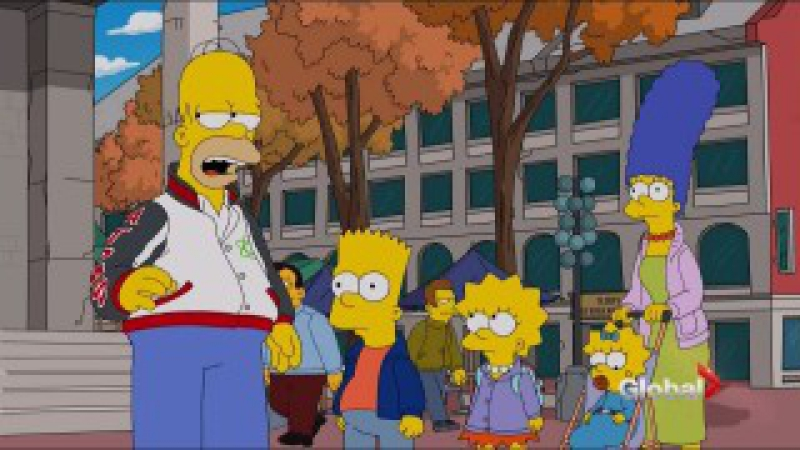 Симпсоны: 28 сезон