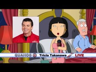Гриффины - Family Guy 15x08