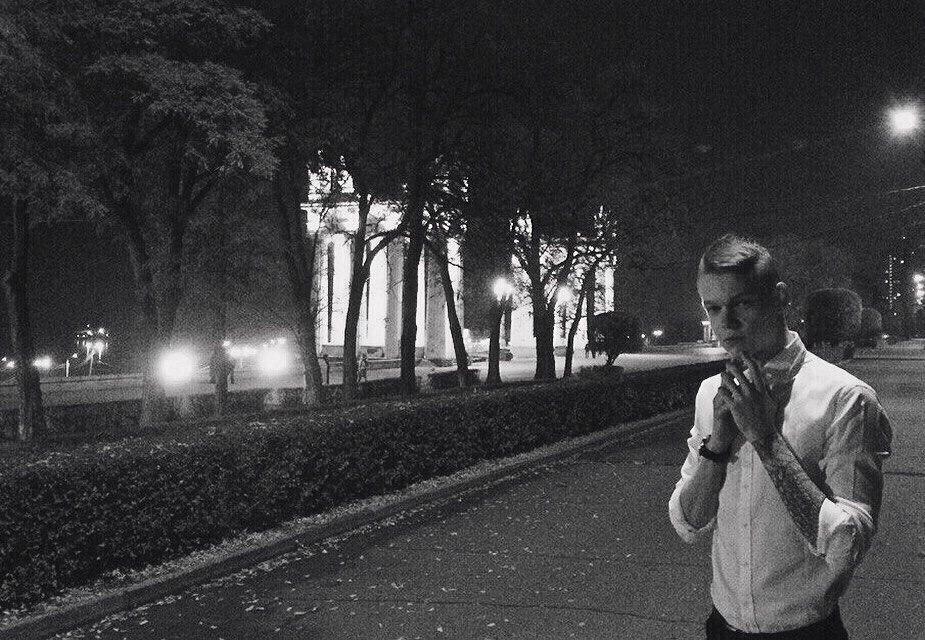 Alexander Lindberg - фото №1
