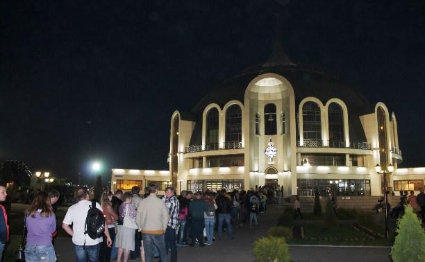 Более 34 тысяч человек посетили акцию «Ночь музеев» в Тульской области!