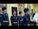 Армия. Присяга у любимого брата 15.12.2016