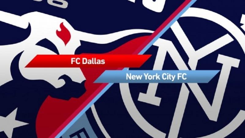 MLS 2017 / Week 11 / Даллас - Нью-Йорк Сити