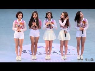 Классный танец корейской группы Trend-D Candy-BOY