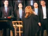 Алла Пугачева и гей-хор Лос-Анджелеса - We shall owercome (09.10.1999 г.)
