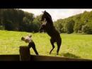 Видеоклип Оствинд 1 2 3. Конкур и выездка в прекрасном фильме о лошадях