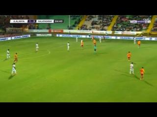 SL 2016-17. Alanyaspor - Galatasaray (2 half)
