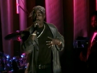 "Tupac performed ""dear mama"" live at the third annual single mother's luncheon"