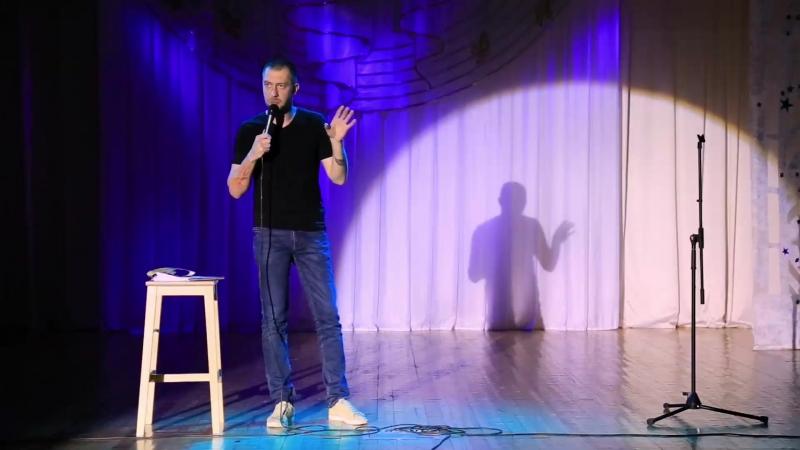 Stand-Up Union: Дима Нарышкин. Скоро.
