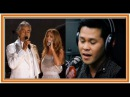 "Celine Dion/Andrea Bocelli & Marcelito Pomoy sings ""The Prayer"" 