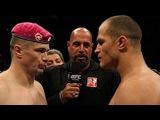 UFC׃ Боксер жестко избил Спецназовца ! Зрители в шоке! Мирко Крокоп vs Джуниор Дос С...