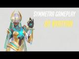Overwatch gameplay [Symmetra]