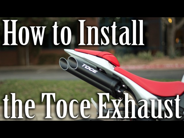 How to Install Toce Exhaust on Yamaha R1 (09-14)