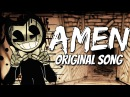 BENDY AND THE INK MACHINE SONG ▶ Can I Get An Amen | CG5