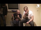 1Klass, Czar, Schokk, Oxxxymiron - Интервью (ТВ Болт)