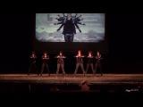 M.Ani.Fest 10.05.2014 - CROSS GENE -  La Di Da Di dance cover by GEEK Team