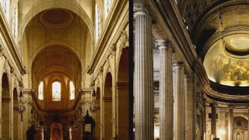 Классические истоки в европейской архитектуре. Лекция по истории искусства