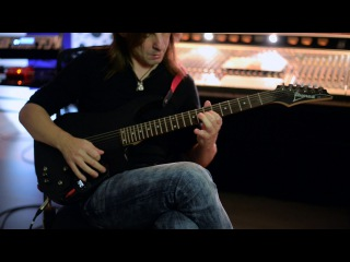 Ibanez RGKP6 test with Two Notes Le Lead and Torpedo Studio