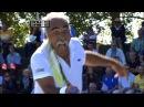 Exclusive tennis match Noah Bahrami vs McEnroe Leconte @ Optima Open