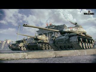 Top 5 крутых выстрелов на танках