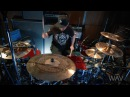 Pegboard Nerds Quiet Disorder - Move That Body (KJ Sawka Drum Cover Video by WAV)