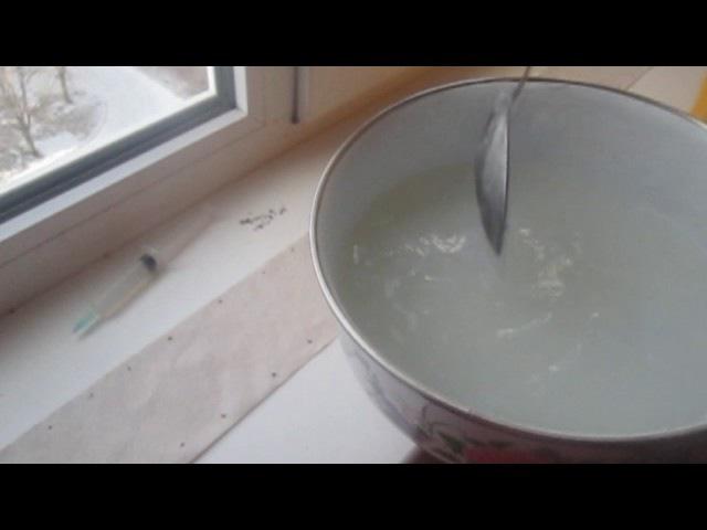 Морковь-подготовка семян необычным способом в зимний период ч.1