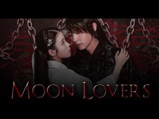 Жестокий мир или же кровавая любовь клип по дораме Лунные возлюбленные...