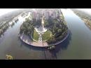 Yellow Snow dronie in Ust-Kamenogorsk