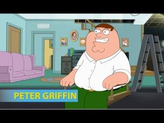 НОВИНКА Гриффины - Эксклюзив! Питер покидает сериал... | Family Guy Best Video (Часть 95)
