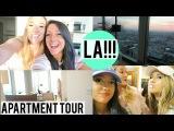 REUNITED WITH #NIAGABLISHA + LA APARTMENT TOUR!!!