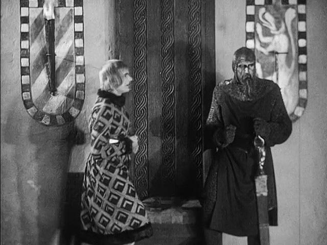Нибелунги: Месть Кримхильды (1924) фильм
