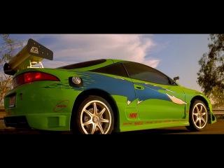 Fast & Furious (2001) - Mitsubishi Eclipse scene |