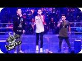 Justin Bieber - Love Yourself (Ridon, Robin, Merdan) The Voice Kids 2016 Battles SAT.1