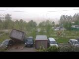 В Москве ураган  29 05 2017