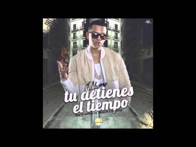 J Alvarez - Tu detienes el tiempo - Audio Oficial 2016