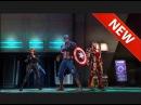 Мстители Железный человек игра смотреть онлайн видео 2017 на ютуб 1 серия