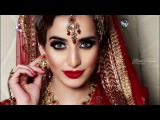 Beautiful Pakistani and Indian Traditional Bridal Makeup, Asian Bridal makeup by Nadia