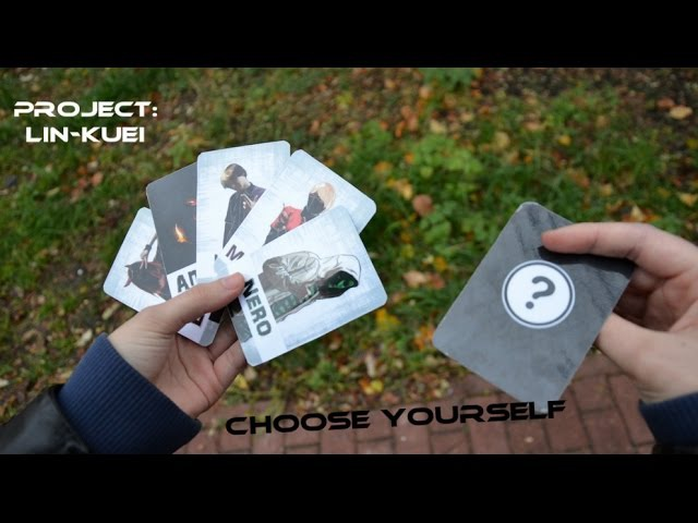 Project: Lin-Kuei - Choose yourself (Industrial Dance)
