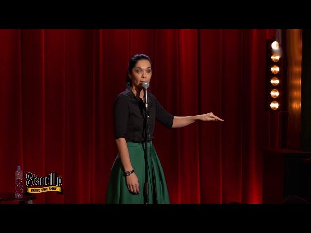 Stand Up Юля Ахмедова - Половое воспитание в школах из сериала STAND UP беспла ...