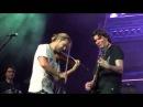 Living on a prayer David Garrett and his band in São Paulo Brasil Julho 2015
