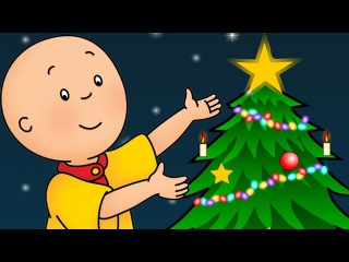 Caillou 🌟 Noël approche 🌟