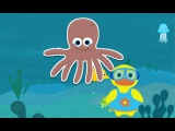 Ocean animals | Sea life | Educational game | Early learning