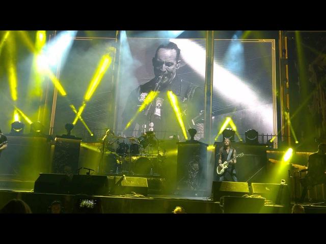 VOLBEAT feat. Esa Holopainen - Guitar Gangsters (Live)
