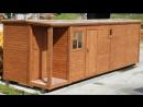 Баня с крыльцом и туалетом. Цена 132.000 (бытовки, Бани, дома, срубы)