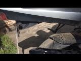 Звук Two brothers exhaust Black series на Honda CBR 929RR