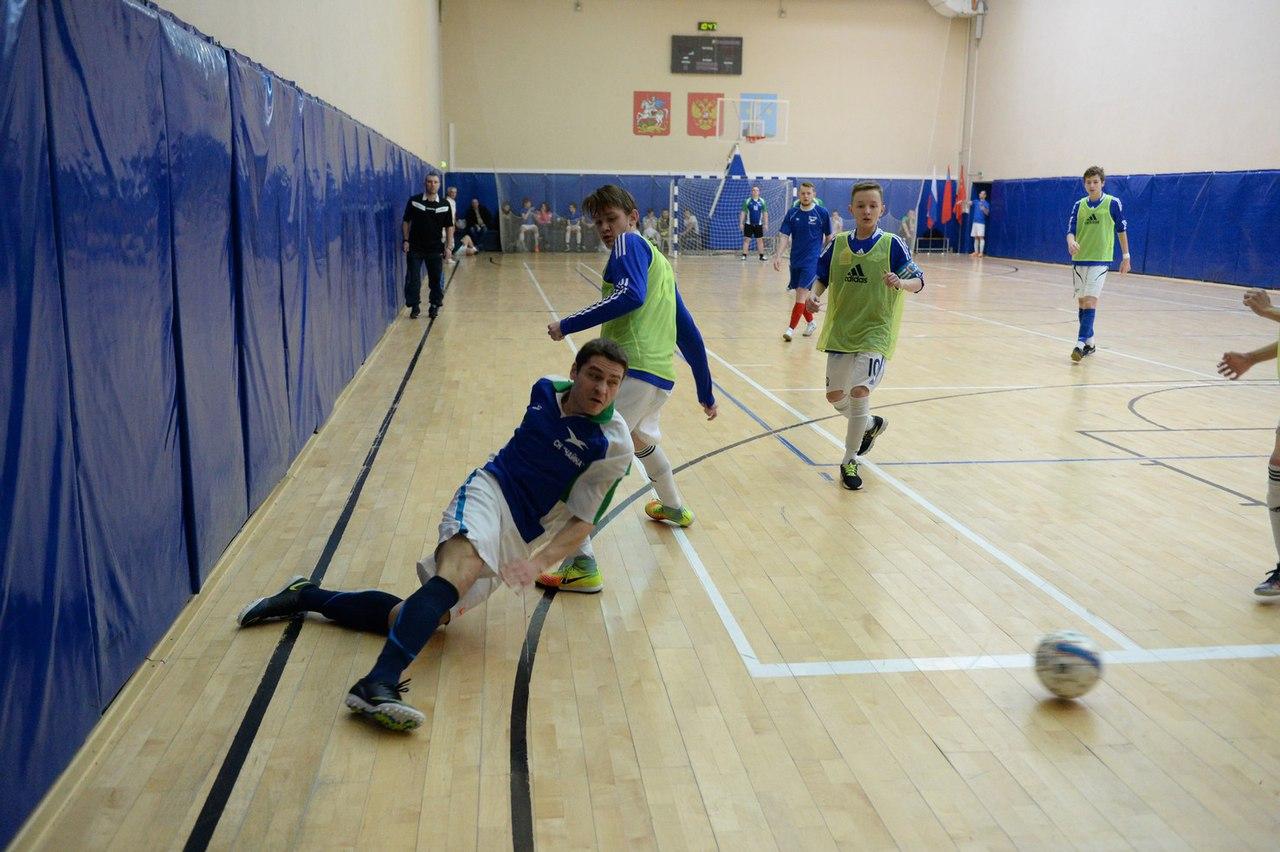 В Коломне состоялось открытое первенство по мини футболу среди инвалидов по слуху, приуроченное ко дню Защитника Отечества, фото Коломна Спорт