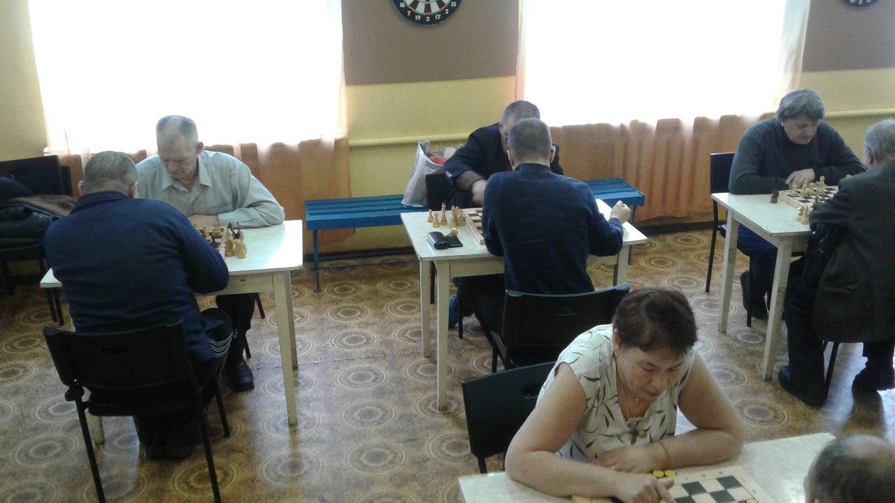 В Коломне прошел клубный турнир по шашкам и шахматам среди инвалидов по зрению и общим заболеваниям, фото Коломна Спорт